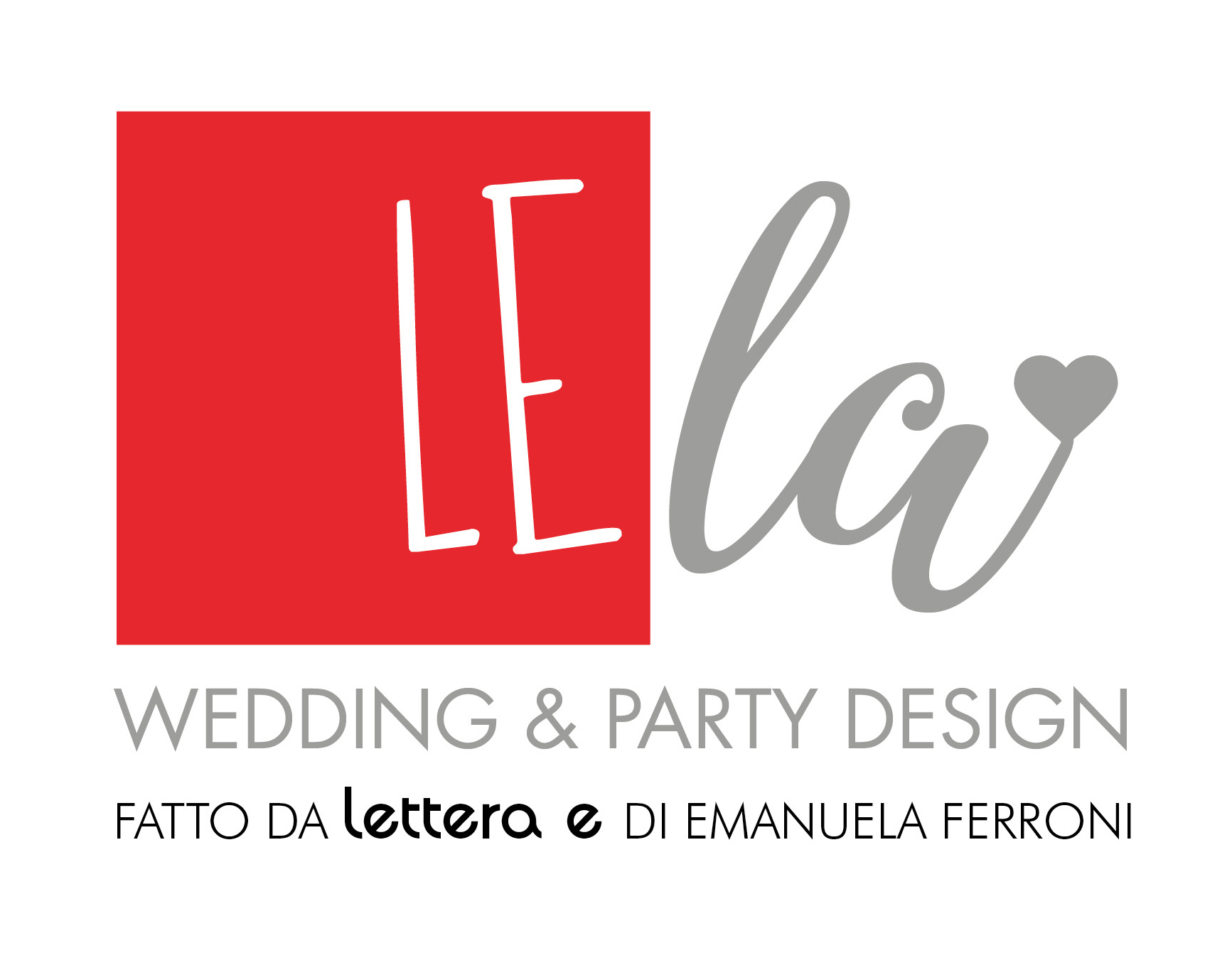 LEla wedding & party design